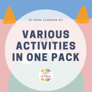 Various Activities in One Pack